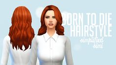 "simplifiedsimi: "" Born To Die Hairstyle -simplified simi download bellow… Читать дальше """