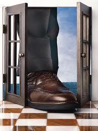A Foot in the Door