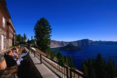 Great National Park Lodges Photos Crater Lake