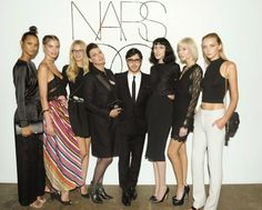 NARS and Barneys Celebrate 20 Years of François Nars