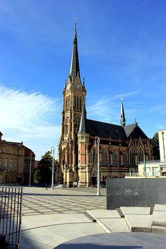 St.-Petri-Church in Chemnitz.