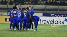 Persib Bandung Melempen Saat Hadapi Bali United