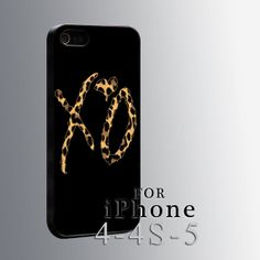THE WEEKND XO Leopard Design, iPhone case, iPhone 4/4s/5/5s/5c case, Samsung Galaxy s4/s5 case, Samsung Case