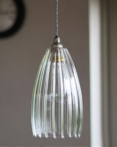 Mercury Glass Pendant Light Fixture Interesting Shapely Glass Pendant Light Fixtures Making It Lovely  Glass Decorating Inspiration