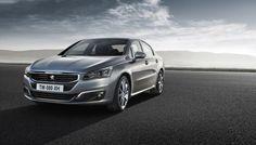 Peugeot 508 (facelift 2014) 1.6 BlueHDI (120 Hp) Automatic #cars #car #peugeot #508 #fuelconsumption