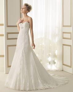 157 ESPARTA | Wedding Dresses | 2014 Collection | Luna Novias