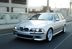 The Closest Thing to an E39 M5 Touring…    THE 412 HP, 397 FT-LBS   D I N A N - S U P E R C H A R G E D   2003 BMW 540IT WAGON