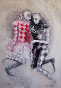 50x70cm, mixed media Surrealism, Mixed Media, Painting, Art, Art Background, Painting Art, Kunst, Paintings, Performing Arts