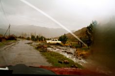 Carolyn Drake, Spring Rain, Kyrgyzstan, 2007