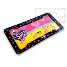 Yellow Black License Plate Frame Silly Boys Chevys Are For Girls Auto Acc.