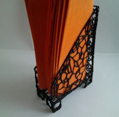 Stained Napkin Holder - 3Doodler