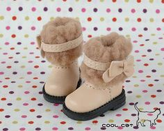 The cutest little pullip shoes!