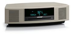 Bose Wave music system III Limited–edition Pearl Gold