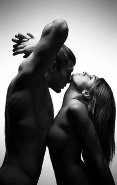 When we touch...