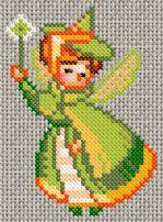 Free Sleeping Beauty Cross stitch pattern 9136[1].gif.thumb
