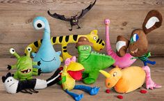 Ikea Lovingly Turned These 10 Children's Drawings Into Actual Plush Toys | Adweek