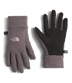 The North Face Etip Hardface Glove Women's Rabbit Grey Medium * See this great product.