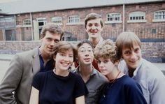 A bunch of talented people. Hugh Laurie, Emma Thompson, Stephen Fry, Ben Elton, Siobhan Redmond, Paul Shearer. (1983)