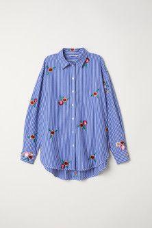 954a523befcf Vzorovaná košeľa