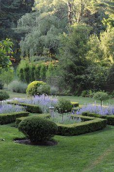Gardens at First Light via Quintessence Blog