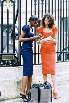 Paris Fashion Week SS 2016....Alice + Amilna