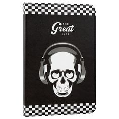 "Funda tablet Evitta  2P Skull  Great Life  7""  EVUS2PP037 #friki #android #iphone #computer #gadget Visita http://www.blogtecnologia.es/producto/funda-tablet-evitta-2p-skull-great-life-7-evus2pp037"