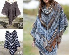 Crochet Cape Pattern Will Be A New Favourite Piece | The WHOot