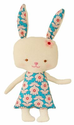 Divine woodland Bunny Girl by Alimrose Designs!  Little Boo-Teek - Alimrose Designs Online | Easter Gifts | Baby Gifts Online