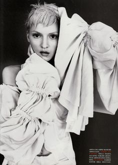 1994 Comme des Garçons Satoshi Saïkusa Vogue Italia