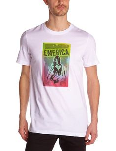 Emerica - Camiseta blanca estampada #regalo #arte #geek #camiseta