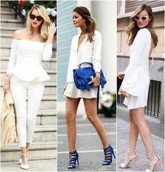 #Outfit #Vestido #Blanco