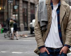 mens tan jacket