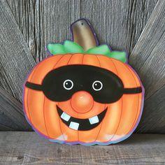 6 pcs Lace Halloween Party Pumpkin Die Cuts  Card Topper Embellishments