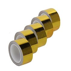 Hiwowsport Self Adhesive Reflect a Gold Heat Wrap Barrier...