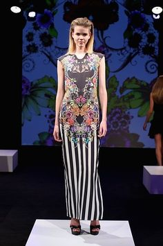 MBFWA Day Three: 85 Runway Snaps From Sydney's Spring/Summer 2012 Shows | StyleCaster News
