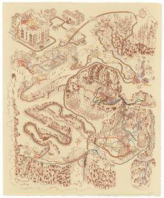 indiana jones movies as maps