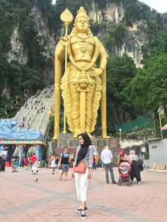 Malaysia Travel, Malaysia Trip, Buddha, Lion Sculpture, Statue, Art, Art Background, Kunst, Performing Arts