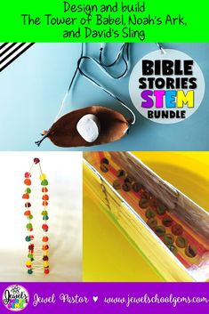 Bible Stories STEM C