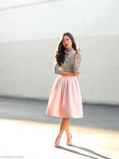 ExtraPetite.com - Party in Pink