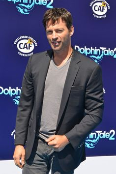 """Harry Connick, Jr. Photos: Premiere Of Warner Bros. Pictures' And Alcon Entertainment's """"Dolphin Tale 2"""" - Arrivals"""