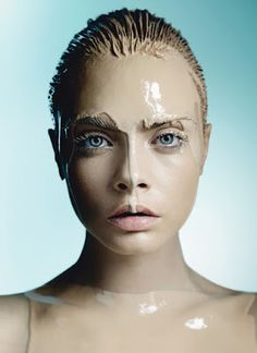 Ch_Aikaterini MakeUp Artist: ΜΗΠΩΣ ΤΟ MAKEUP ΣΑΣ ΜΟΙΑΖΕΙ ΜΕ ΛΙΩΜΕΝΟ ΠΑΓΩΤΟ???