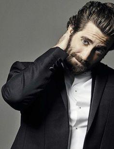 Male Fashion Trends: Jake Gyllenhaal para L'Uomo Vogue Septiembre 2015