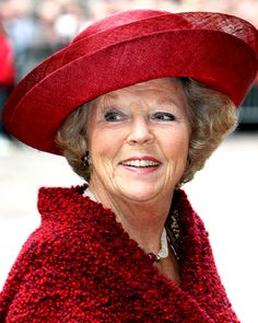 Princess Beatrix | The Royal Hats Blog | Posted on January 31, 2014 by HatQueen..... Princess Beatrix of the Netherlands celebrates her 76th birthday today. Happy Birthday, Princess Beatrix!