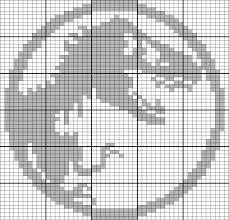 dinosaur Knitting Charts - Поиск в Google