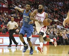 HOUSTON — James Harden had 27 points and 11 assists and the Houston Rockets got their season-high fifth straight win, 107-104 over the Minnesota Timberwolves on Wednesday night. Minnesota lost its season-worst eighth in a…