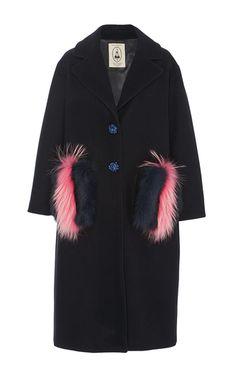 Tasmania Coat by LEUR LOGETTE for Preorder on Moda Operandi