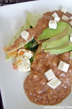 Mexican Food Recipes, Vegetarian Recipes, Cooking Recipes, Ethnic Recipes, Queso Panela, Good Food, Yummy Food, Diy Food, Curry