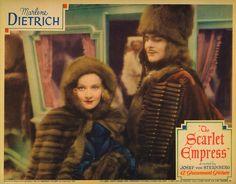 Scarlet Empress, The (1934, USA)