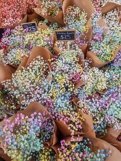 Happiness is rainbow coloured babies breath flowers 🌸🌈💖 Spring Aesthetic, Nature Aesthetic, Flower Aesthetic, My Flower, Beautiful Flowers, Fresh Flowers, New Wall, Planting Flowers, Flower Arrangements