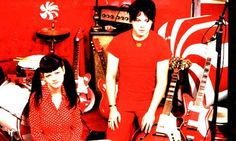 The White Stripes   Music   The Guardian